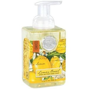 Michel Design Works Michel Lemon Basil Foaming Hand Soap