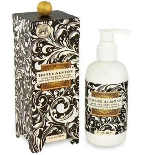 Michel Design Works Honey Almond Hand and Body Lotion