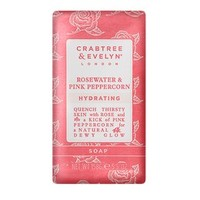 C&E Rosewater and Pink Peppercorn Soap Single