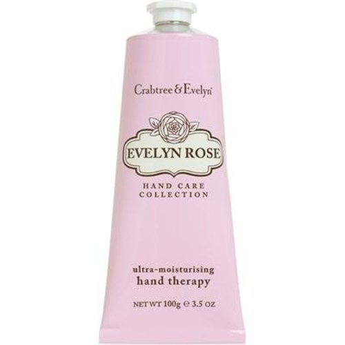 Crabtree & Evelyn C&E Evelyn Rose Intensive Hand Therapy - 100g