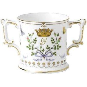 Royal Crown Derby Royal Baby 2013 Loving Cup