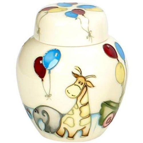 Moorcroft Pottery Nursery Ginger Jar