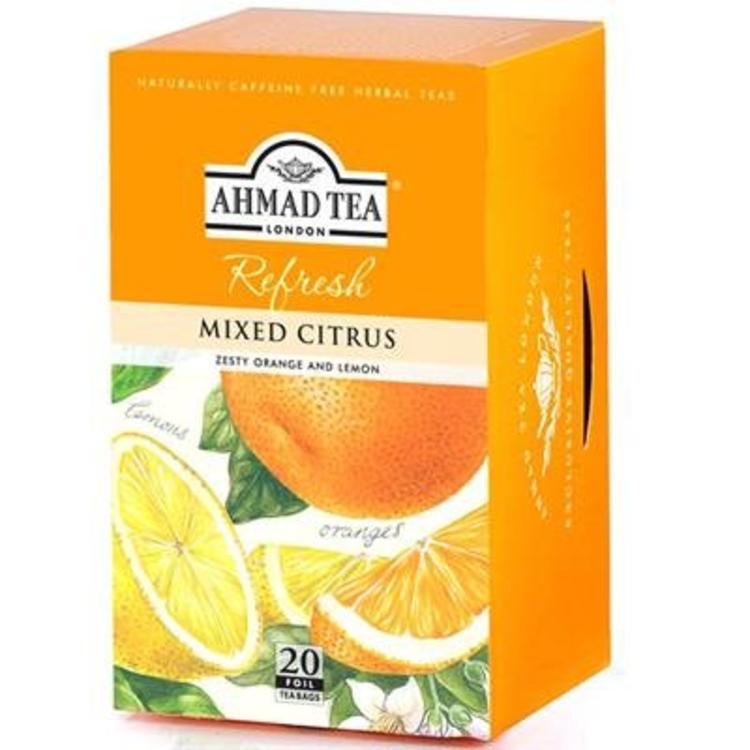 Ahmad Tea Ahmad Mixed Citrus 20s