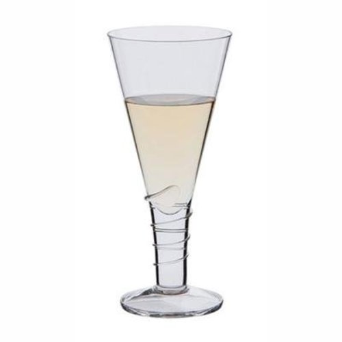 Dartington Crystal Dartington Spark Small Wine Glass - Set of 2