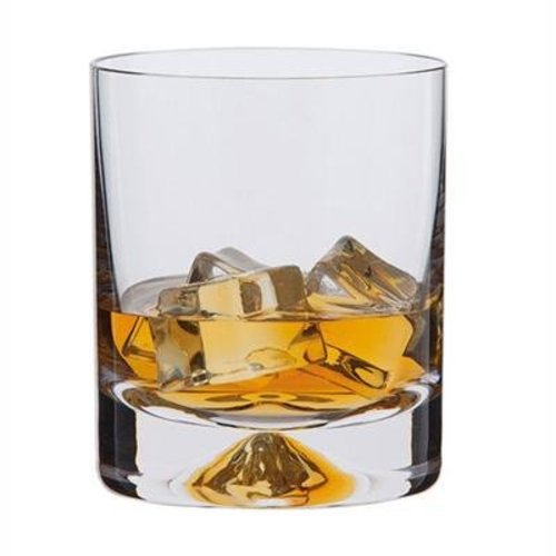 Dartington Crystal Dartington Dimple Double Old Fashioned Whisky Glass - Set of 2