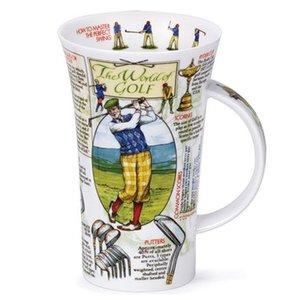 Dunoon Glencoe World of Golf Mug