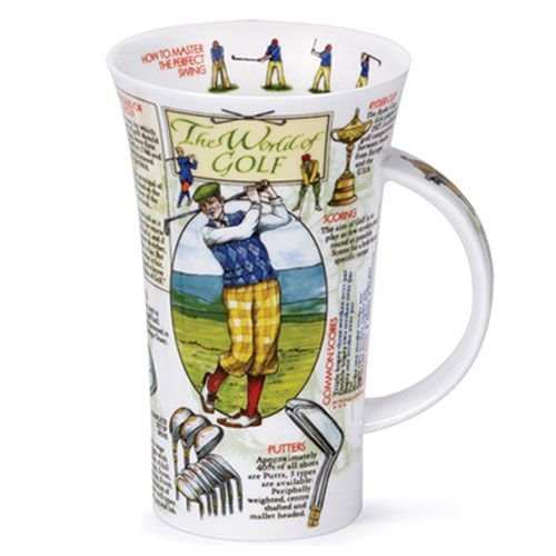 Dunoon Dunoon Glencoe World of Golf Mug