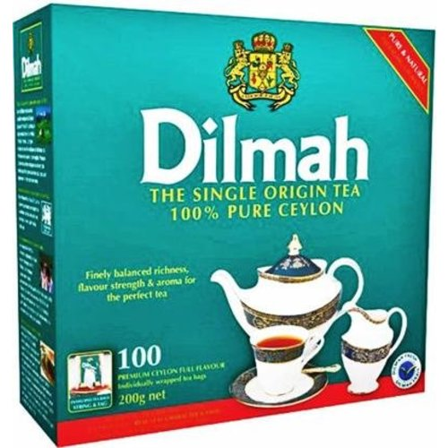Dilmah Dilmah 100CT Single Orgin Ceylon Tea
