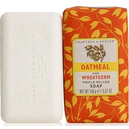 Crabtree & Evelyn C&E Triple Milled Oatmeal and Wheatgerm