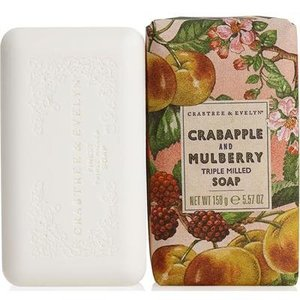 Crabtree & Evelyn C&E Triple Milled Crabapple and Mulberry