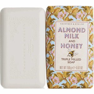 Crabtree & Evelyn C&E Triple Milled Almond Milk and Honey