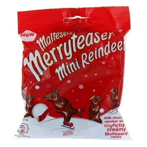 Mars Merryteaser Reindeer Clip Strip
