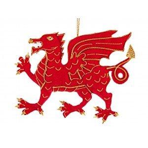 St. Nicolas St. Nicolas Welsh Dragon