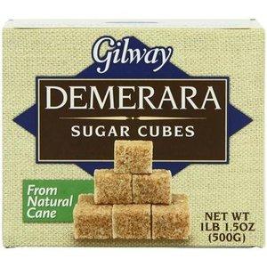 Gilway Gilway Demerara Sugar Cubes