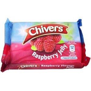 Chivers Raspberry Jelly/Jello