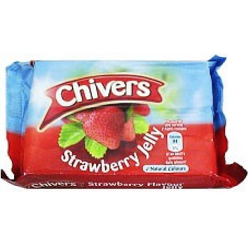 Chivers Strawberry Jelly/Jello