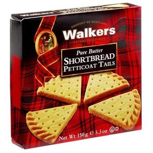 Walker's Shortbread Co. Walkers Pure Butter Shortbread Petticoat Tails
