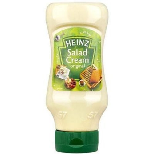 Heinz Heinz Salad Cream Top Down