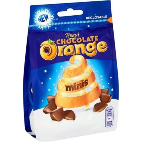 Terry's Terry's Milk Chocolate  Orange Minis Pouch