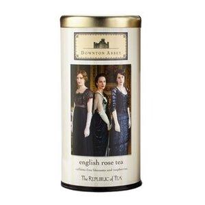 Republic of Tea Downton Abbey English Rose Tea