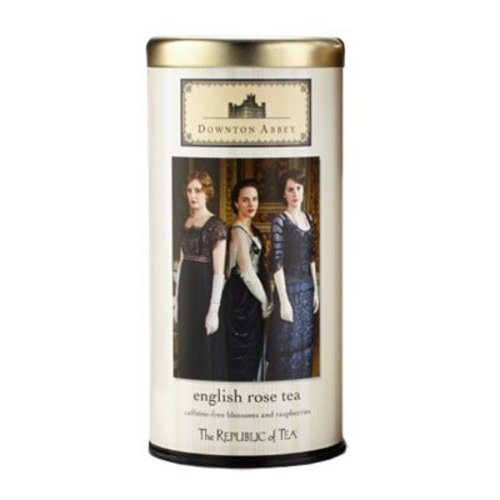 Republic of Tea Downton Abbey English Rose Tea