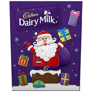 Cadbury Cadbury Dairy Milk Advent Calendar
