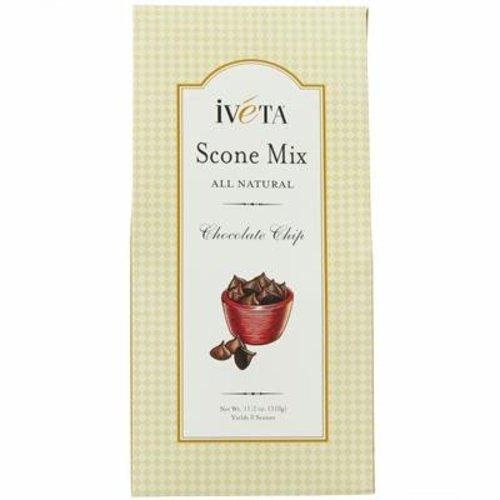 Iveta Gourmet Iveta Gourmet Chocolate Chip Scones