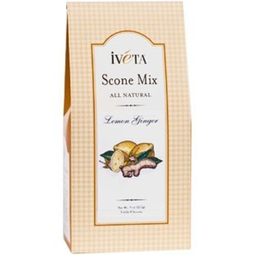Iveta Gourmet Iveta Gourmet Lemon Ginger Scone Mix