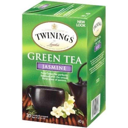 Twinings Twinings 20 CT Green with Jasmine (UK)