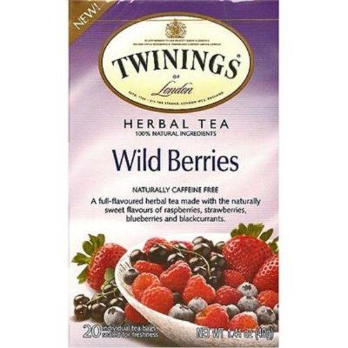 Twinings Twinings 20 CT Wild Berries Herbal