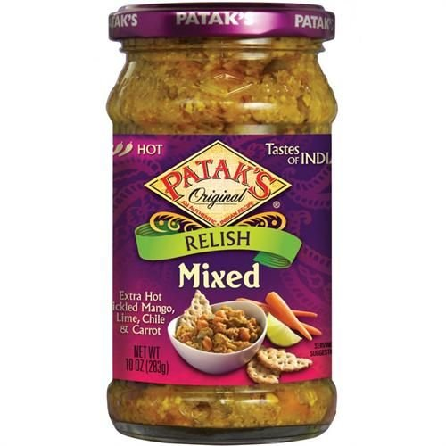 Patak's Patak's Mixed Relish/Pickle