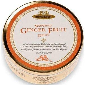 Simpkins Simpkins Warming Ginger Fruit Drops
