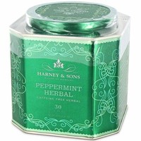 Harney & Sons HRP Peppermint Herbal 30s Tin