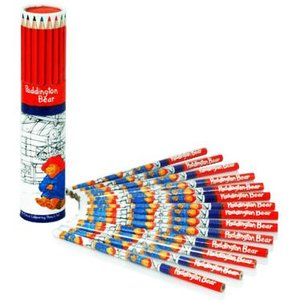 Paddington Bear Paddington Bear 14 Piece Colouring Pencil Set