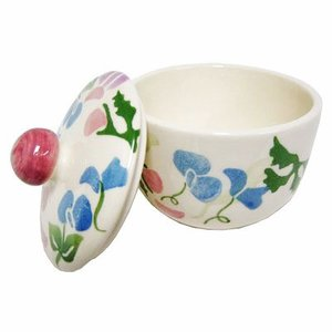 Peregrine Pottery Peregrine Pottery Sweet Pea Sugar Bowl
