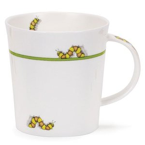 Dunoon Dunoon Lomond Bug Mug - Caterpillar
