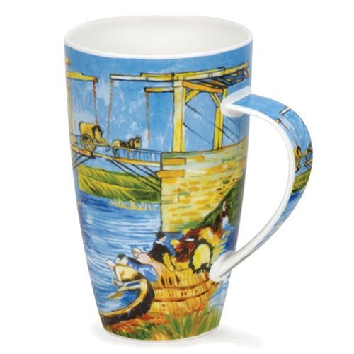 Dunoon Henley Impressionists Drawbridge Mug