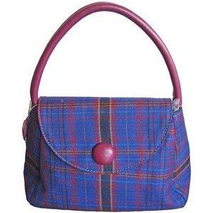 Chantam Chantam Tweed Handbag