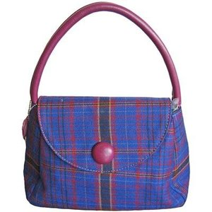 Chantam Tweed Handbag