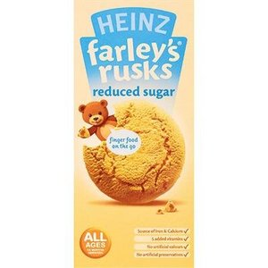 Heinz Heinz Farley's Rusks - Reduced Sugar