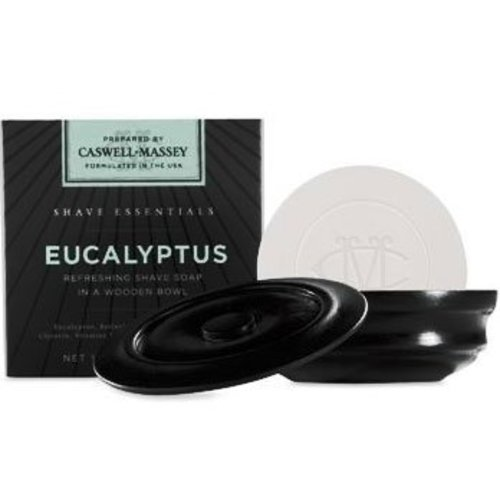 Caswell-Massey Caswell-Massey Eucalyptus Shave Soap and Bowl