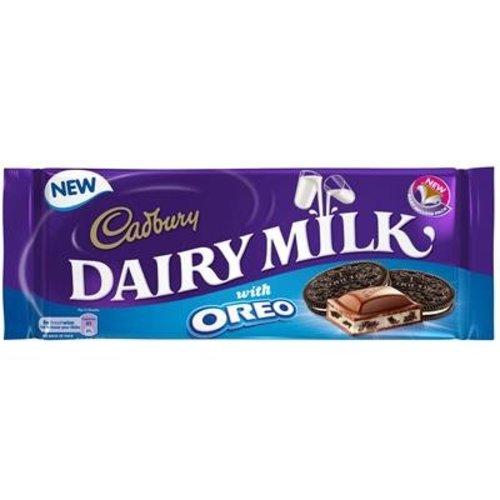 Cadbury Cadbury Dairy Milk Oreo Bar - 120g
