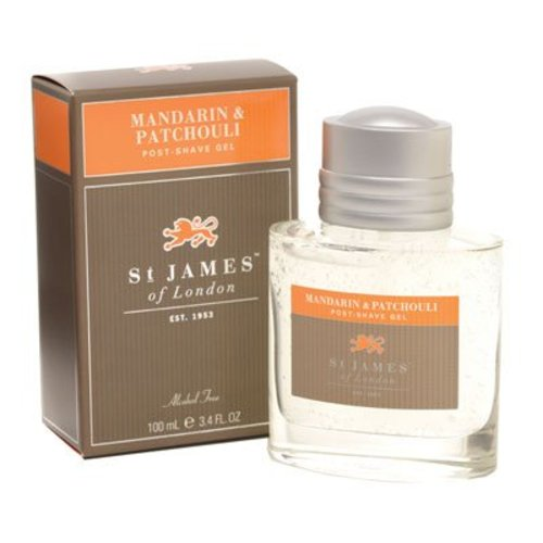 St. James of London St. James Mandarin & Patchouli Post-Shave Gel