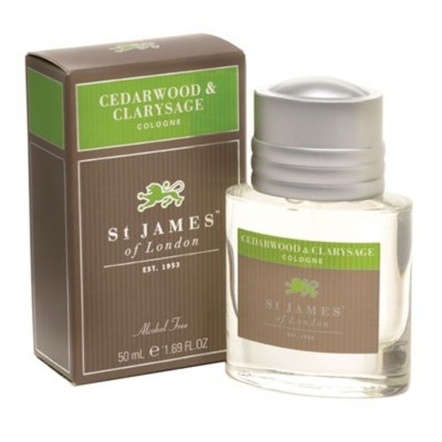 St. James of London St. James Cedarwood & Clarysage Cologne