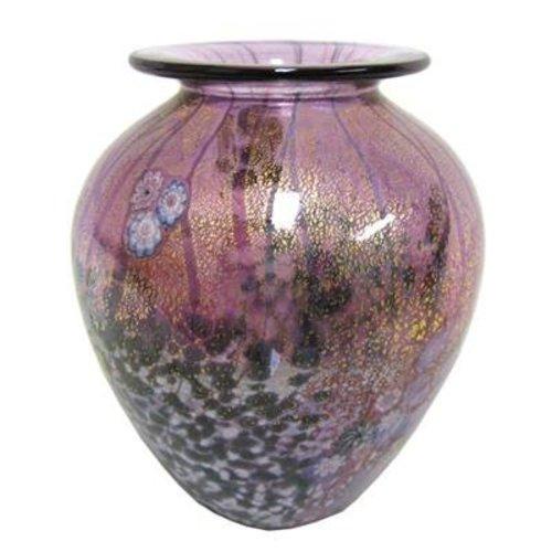 Jonathan Harris WI17A Jonathan Harris Wilderness Vase - Amethyst