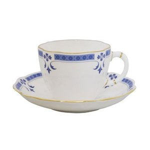 Royal Crown Derby Royal Crown Derby Grenville Teacup and Saucer