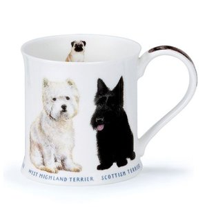 Dunoon Dunoon Wessex Dogs & Puppies Mug - Terrier