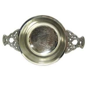 Pinder Bros. Pinder Bros. Medium Celtic Quaich (764BL)