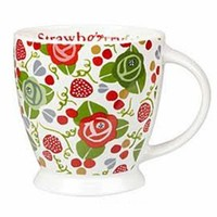 Julie Dodsworth Stawberry Fair Mug