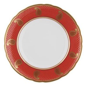 Royal Crown Derby India 8 in. Plate - DISCONTINUED